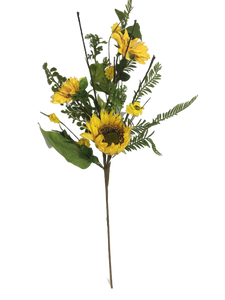 Sunflower Bush 28""