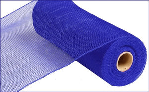 "10""X10Yd Value Mesh Royal Blue Re800225"
