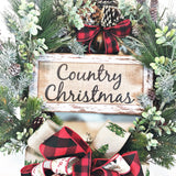 Rustic Farmhouse Country Christmas