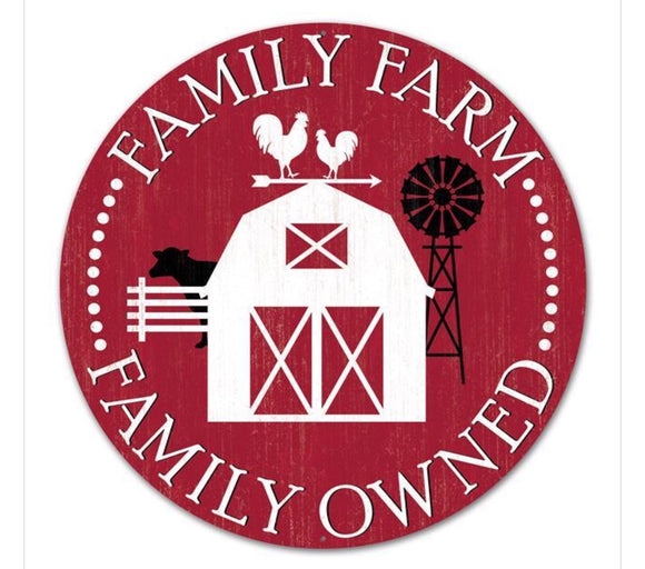 Family Farm/Family Owned 12