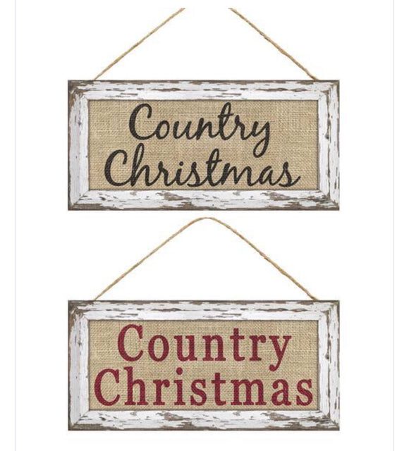 Country Christmas 12.5
