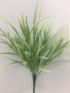 Grass Greenery-variegated 16""