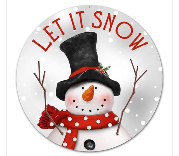 Let It Snow 12