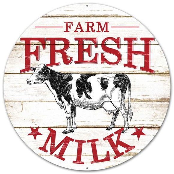 Farm Fresh Milk 12