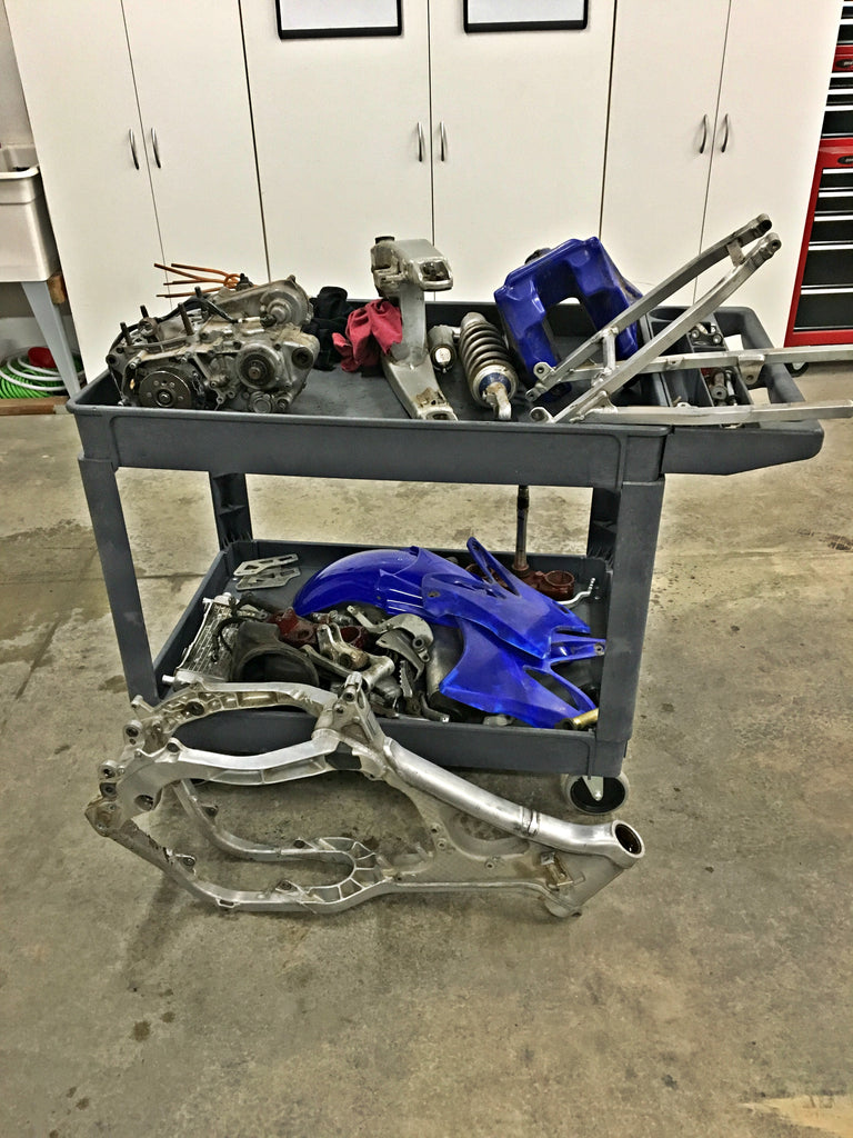 Grab these YZ250 parts before they're gone!
