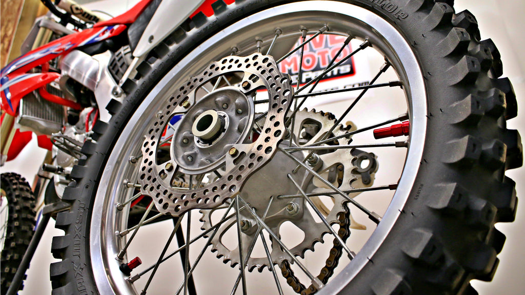 Quick Guide: Rear Wheel Replacement