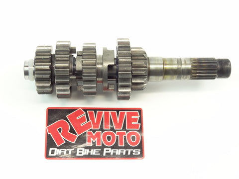 2004-2007 Honda CRF250 Transmission Main Shaft