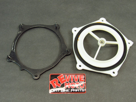 1998-2018 Kawasaki KX80 KX85 KX100 Air Filter Base Plate