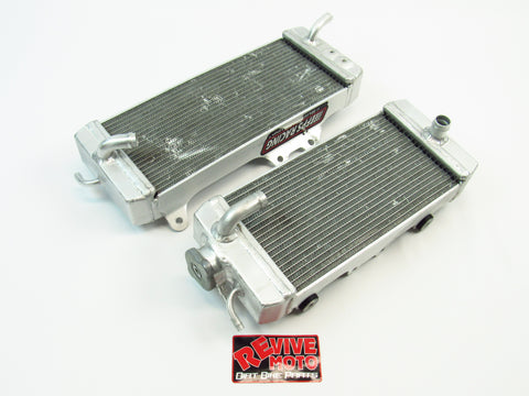 2009-2011 Kawasaki KX250F FPS Radiators