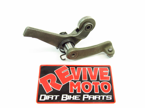 2002-2003 Honda CRF450 Decompression Lever