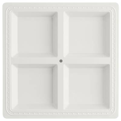 Melamine Square Sectional Server