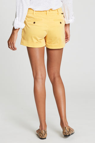 Hampton Comfort Short Canary Yellow