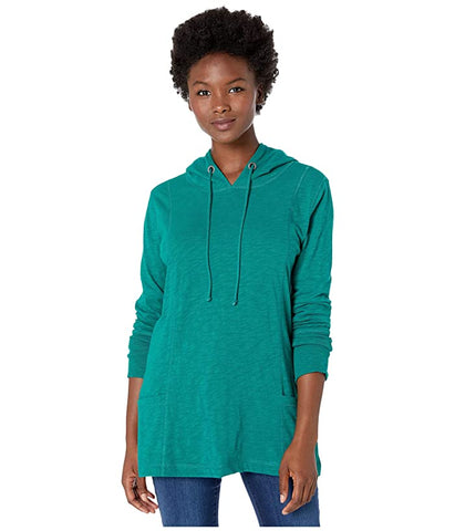 Jag Gemma Hooded Tunic Everglade