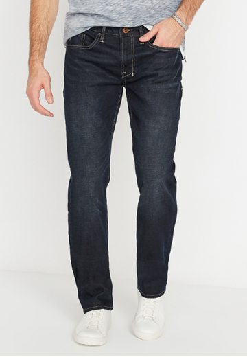 buffalo jeans dark wash denim