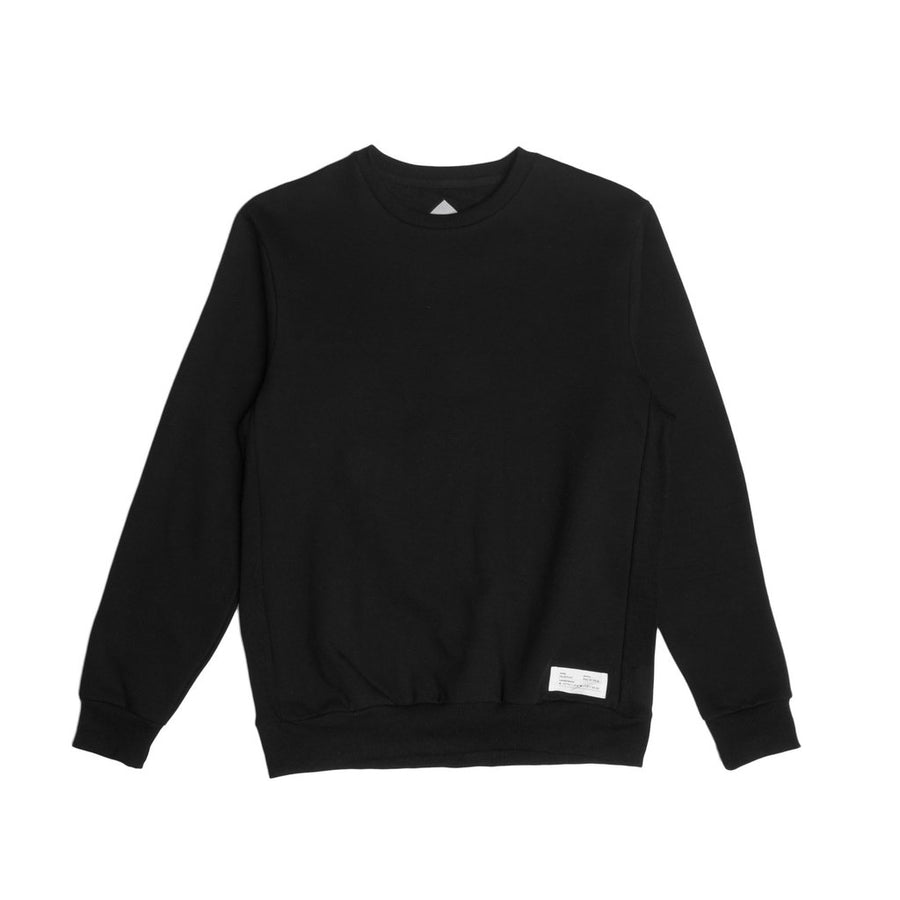 fairplay official crew sweater black