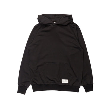 fairplay official raglan hoodie black