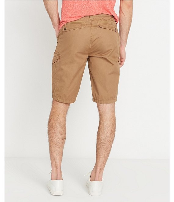 buffalo tan shorts
