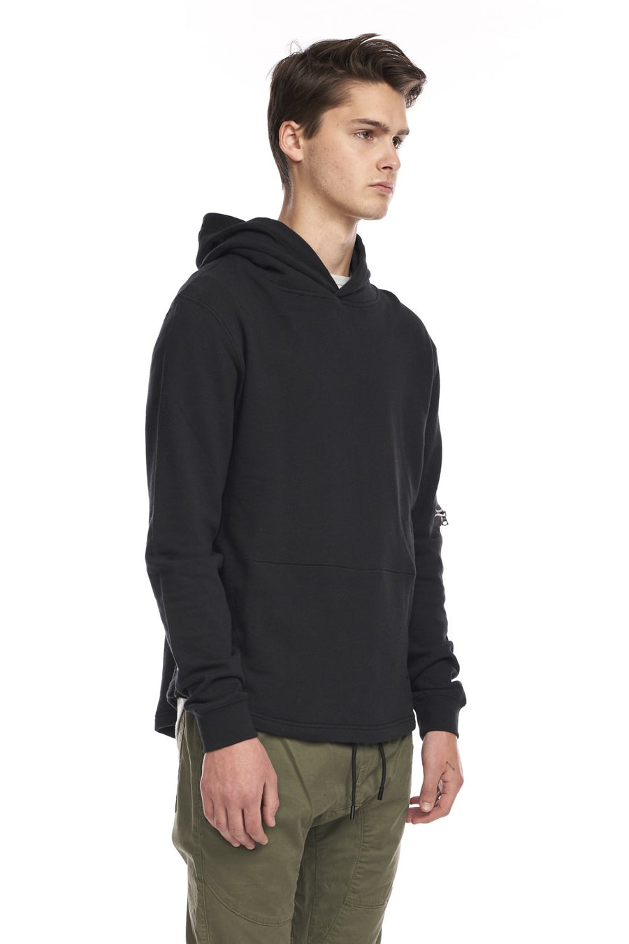 kuwalla tee crash hood 2.0 black