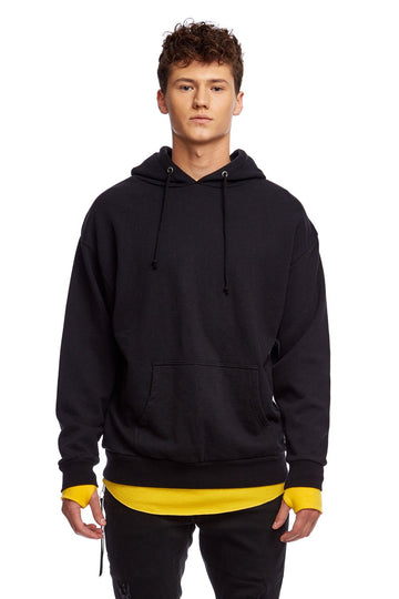 kuwalla tee black perfect hoody