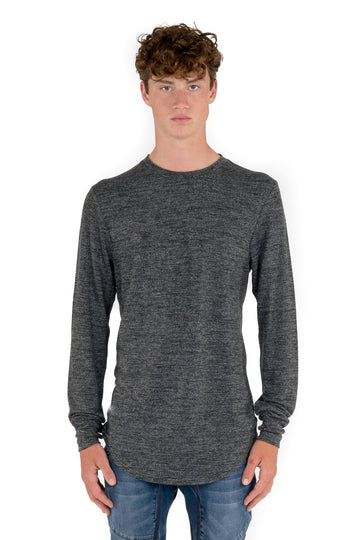 kuwalla tee uppercut sweater mix black