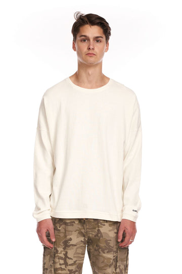 kuwalla tee white sweater