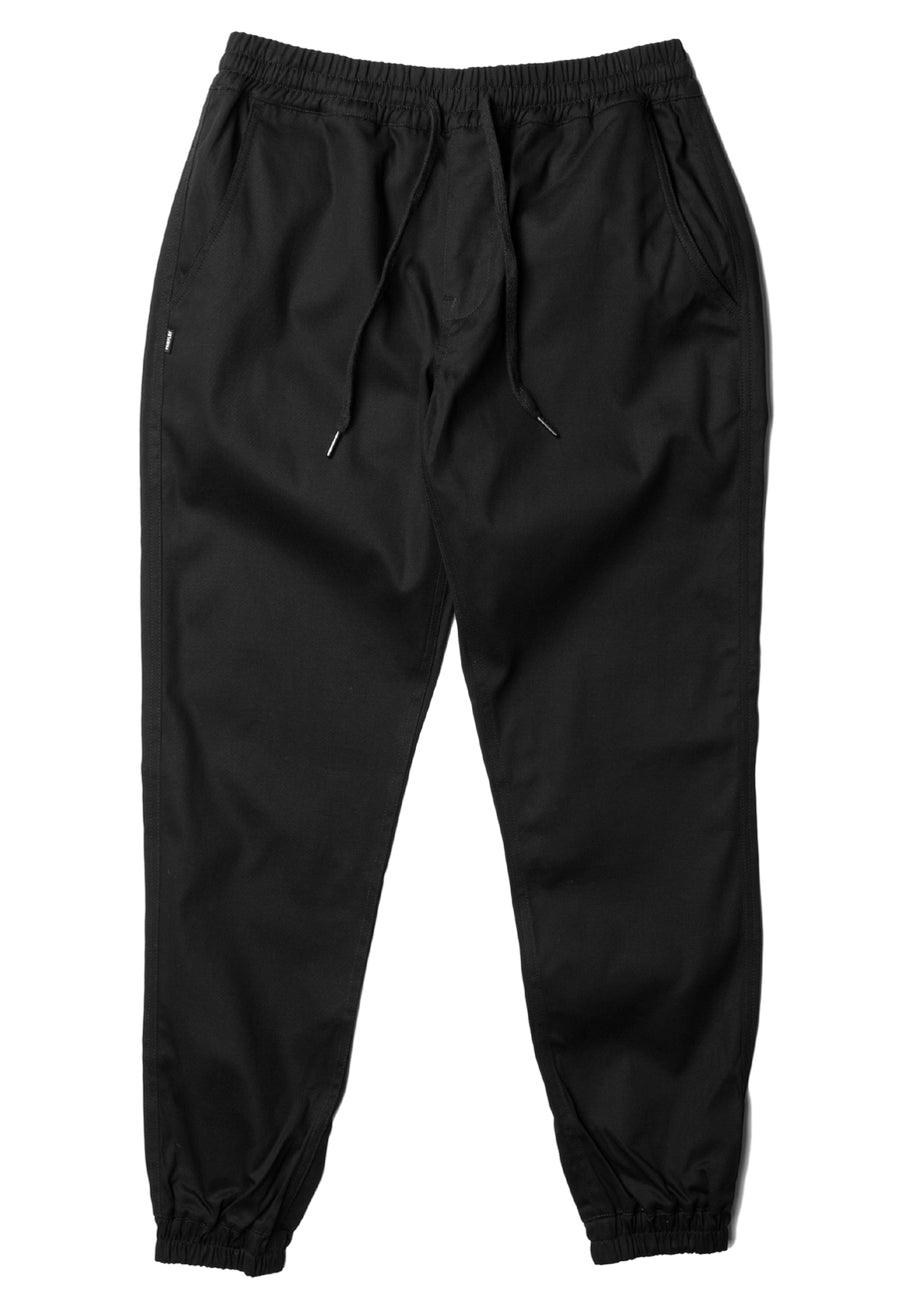 fairplay runner jogger pant black