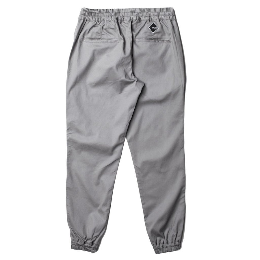 fairplay runner jogger pant grey