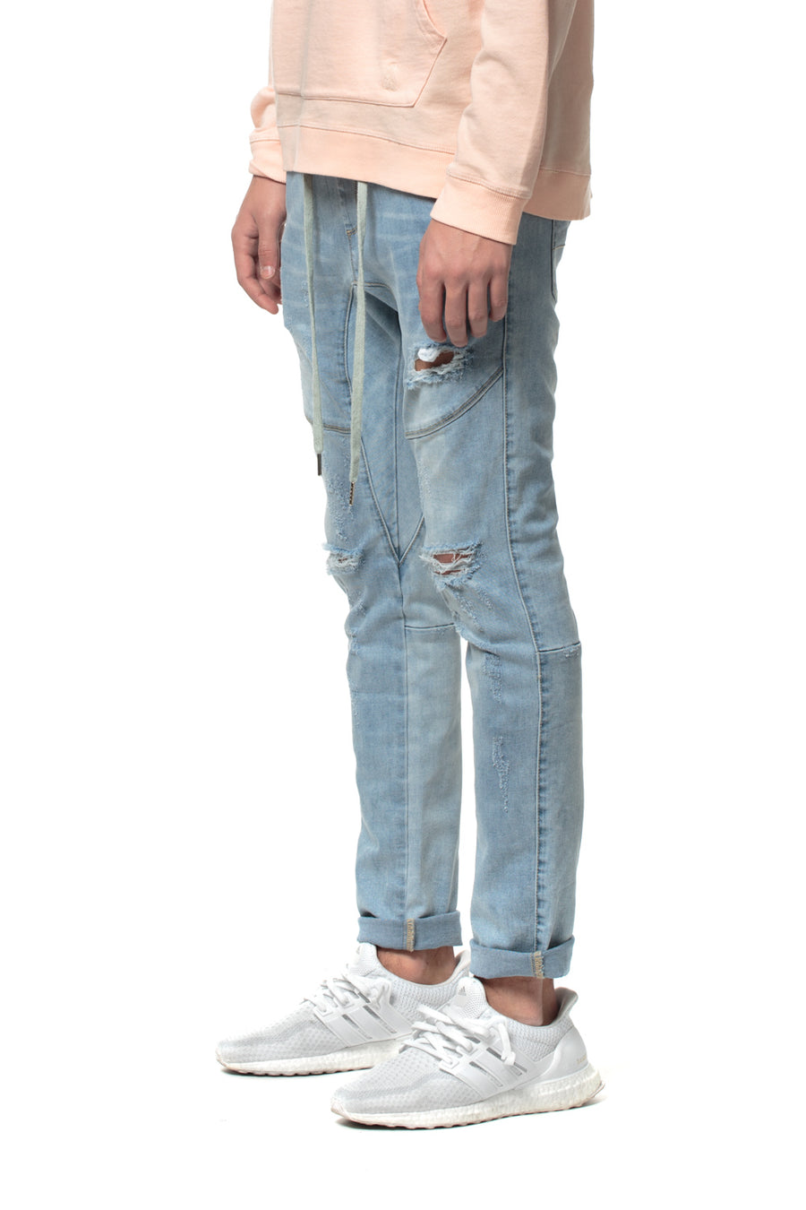 kuwalla tee denim trouser