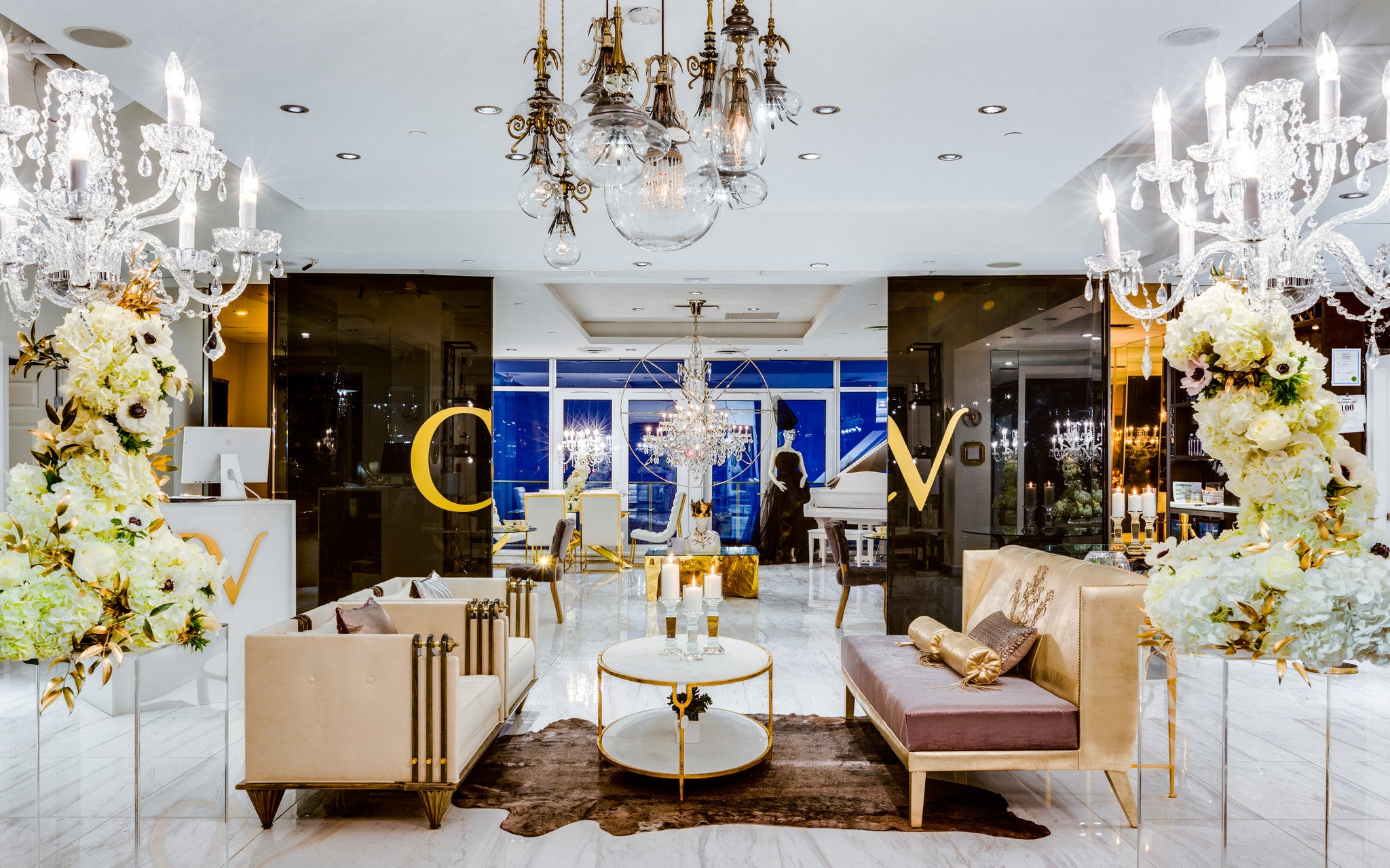 Chateau Versailles Luxury Design Centre | CV Gallery - High-end European Furniture & Decor for Sale
