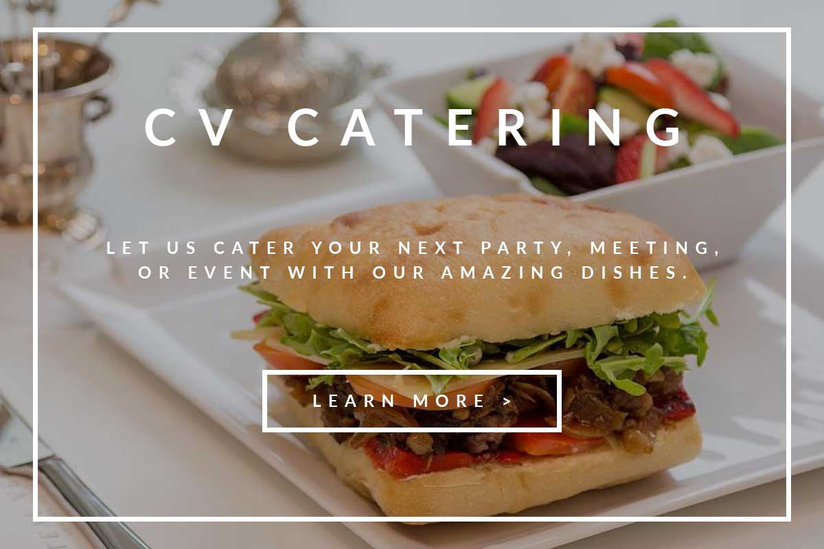 Chateau Versailles Luxury Design Centre | CV Catering - Incredible Food For Your Event