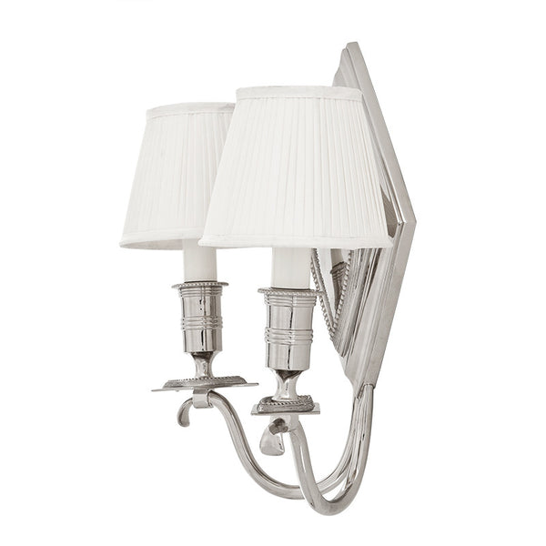 Wall Lamp Diamond Double