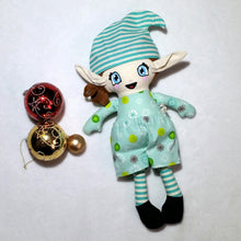 Load image into Gallery viewer, Snowflake the Cheeky Elf