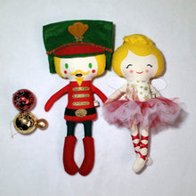 Load image into Gallery viewer, The Nutcracker and Sugar Plum Fairy