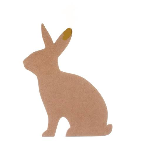 Bunny Rabbit Unfinished Wood Shapes