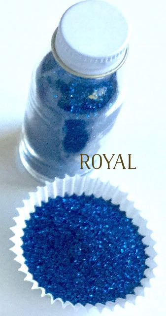 Royal Glass Glitter