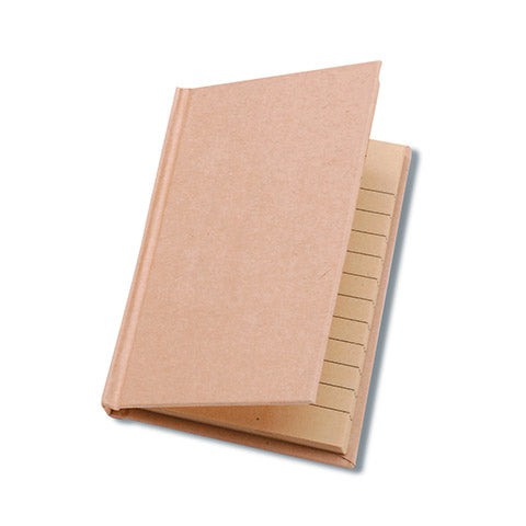 Mini Plain Kraft Notebook