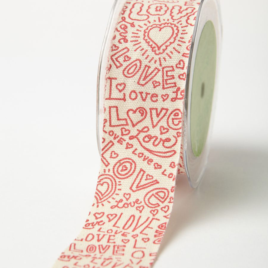 Love Graffiti Ribbon