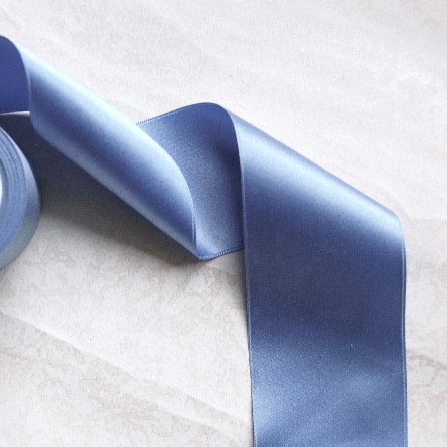 Double Faced Silk Satin Ribbon