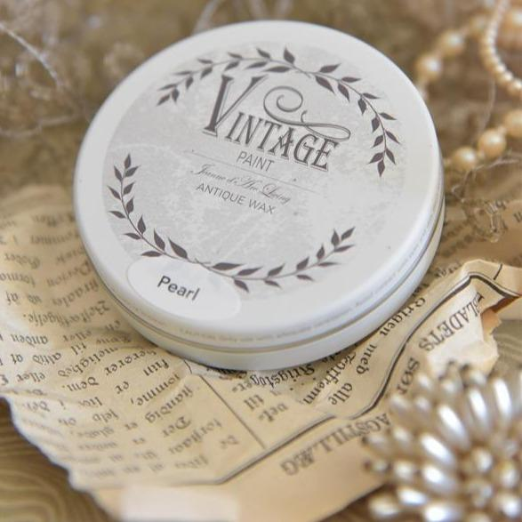 Antique Wax by Jeanne d'Arc