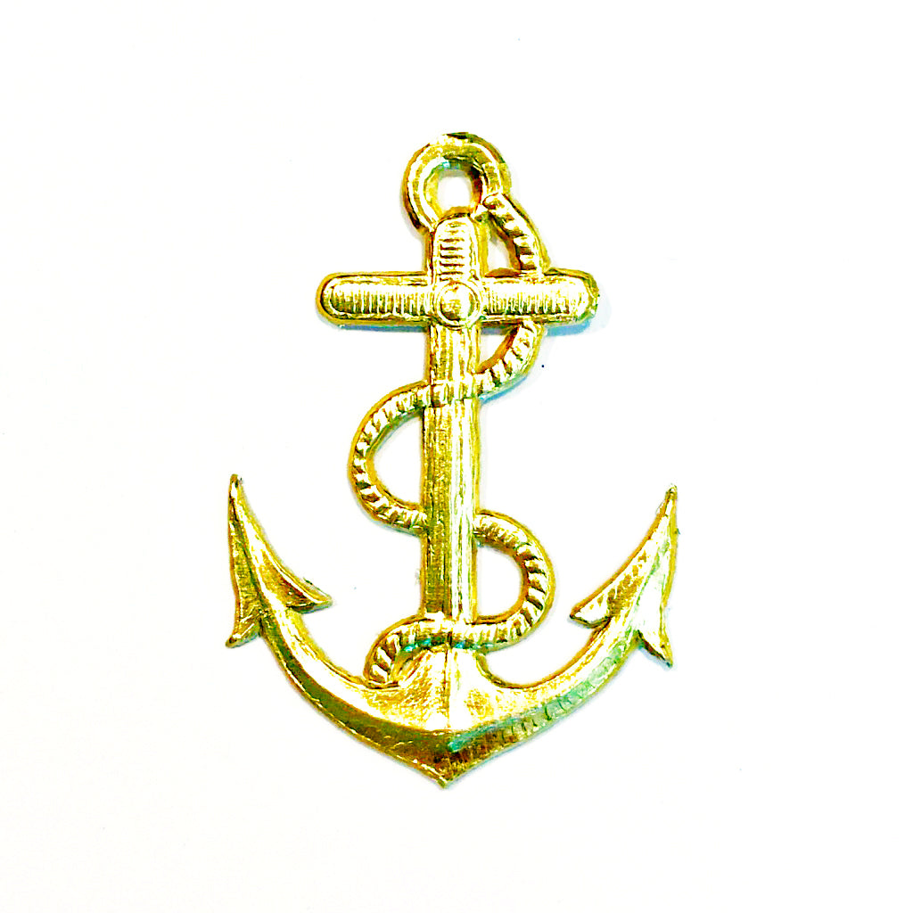 Anchor, Dresden Trim