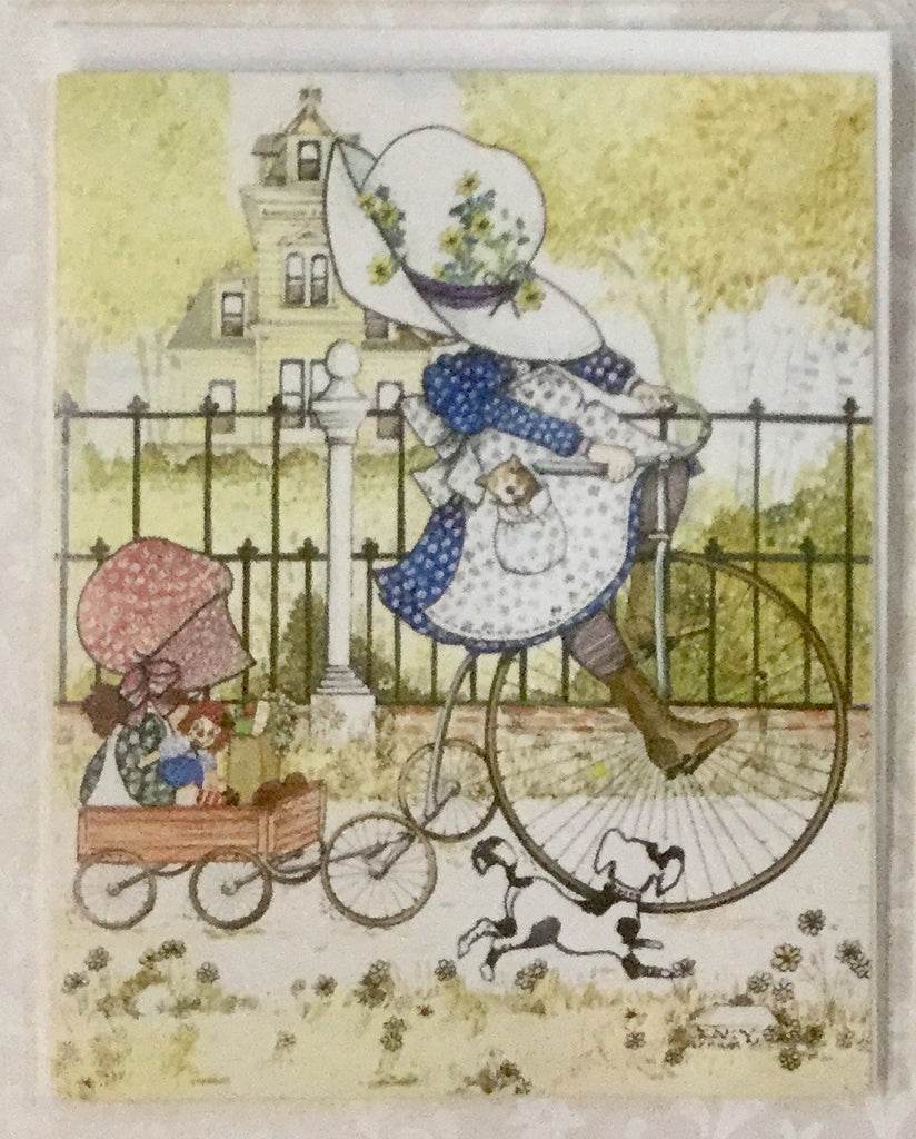 Little Ivy Love-n Cheer Cards, Vintage