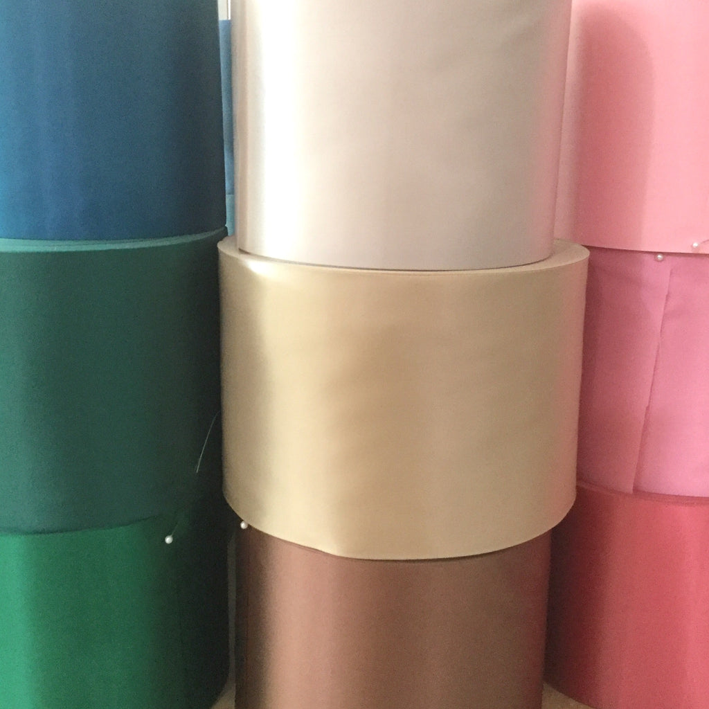 Vintage Satin Ribbon