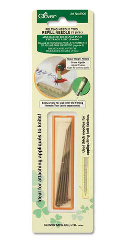 Felting Needle Refill - Heavy