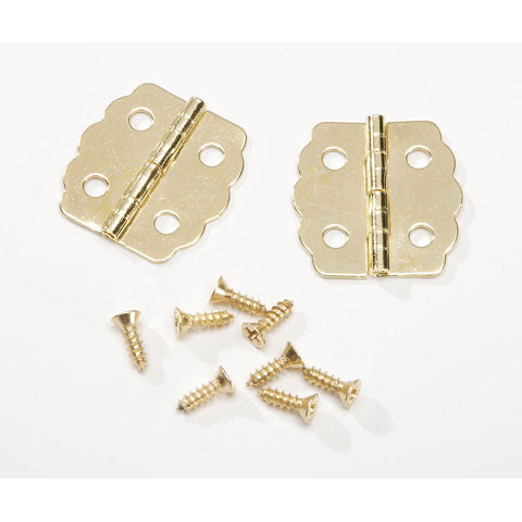 Decorative Hinge Set