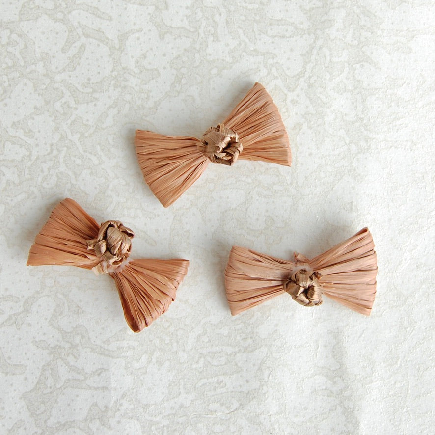 Straw Cello Trims - Vintage