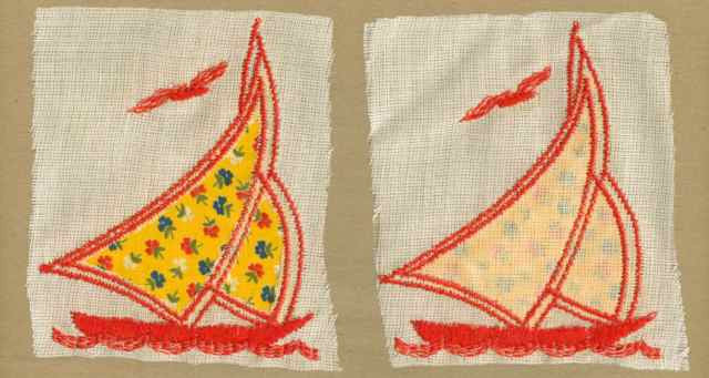 Red_Vintage_Applique_Sail_Boat_Cut_Away