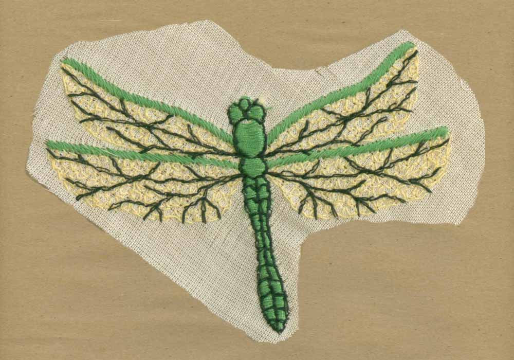 Green_Vintage_Applique_Dragonfly