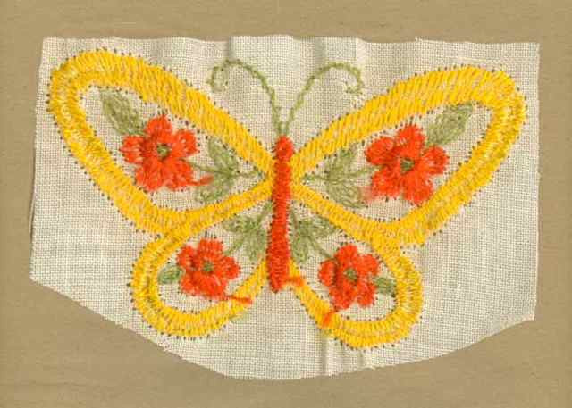 Yellow_Vintage_Applique_Butterfly