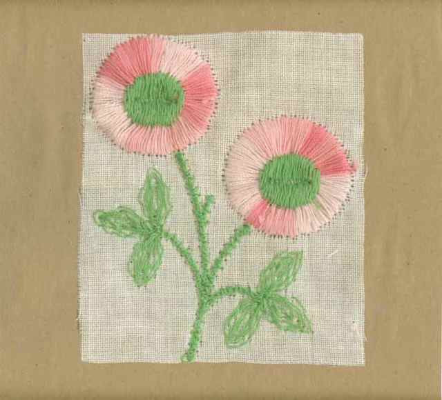 Pink_Vintage_Applique_Double_Button_Flower
