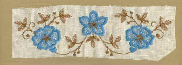 Blue_Vintage_Applique_Flower_Motif